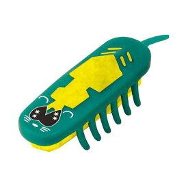 ペティオ ワイルドマウス クレイジーマウス グリーン 猫 猫用おもちゃ 電動 関東当日便