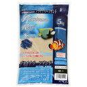 JUN プラチナリーフサンド No.1 極細タイプ 5kg 海水魚 底砂 サンゴ砂 お一人様4点限り 関東当日便
