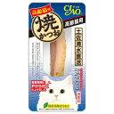 ボール売り いなば CIAO(チャオ) 焼かつお 高齢猫用 海鮮ほたて味 1本 1ボール6袋 関東当日便