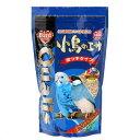 クオリス スペシャルブレンド小鳥のエサ(皮ツキタイプ) 550g 鳥 フード 餌 えさ 種 穀類 4袋入り【HLS_DU…