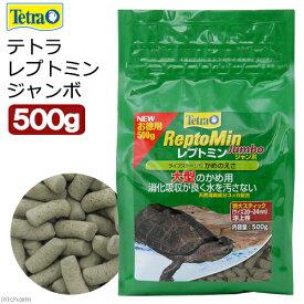 テトラ レプトミン ジャンボ 500g 関東当日便