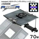 maxspect LEDライティングシステム レイザーナノ R420R Nano 70W 15000K 関東当日便