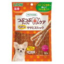 ライオン PETKISS つぶつぶチップ入りささみスティック プレーン 60g 犬 おやつ PETKISS 関東当日便