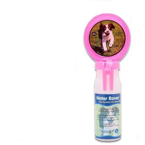 犬 水筒 ウォーターローバー レギュラーサイズ ピンク 関東当日便