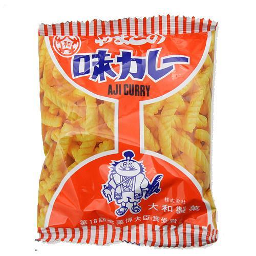 食品 ボール売り やまとの味カレー 10g 1ボール30袋 おやつ スナック 関東当日便