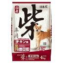 イースター 日本犬 柴犬専用 チキン味 4kg ドッグフード ドライフード お一人様5点限り 関東当日便
