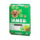 アイムス 成犬用 健康維持用 チキン 小粒 8kg 正規品 ドッグフード IAMS お一人様2点限り 関東当日便
