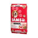 アイムス 成犬用 健康維持用 ラム&ライス 5kg 正規品 ドッグフード IAMS お一人様4点限り 関東当日便