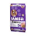 アイムス 7歳以上用 健康サポート ラム&ライス小粒 5kg ドッグフード 正規品 IAMS 高齢犬用 お一人様4点限り 関東当日便