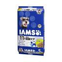 アイムス 11歳以上用 毎日の健康ケア チキン 5kg ドッグフード 正規品 IAMS 超高齢犬用 お一人様4点限り 関東当日便