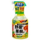 殺虫剤 ベニカベジフルスプレー 1000mL カイガラムシ アブラムシ 関東当日便