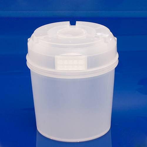 G−pot 空ボトル 3000cc(直径160×205:蓋直径190mm) 5本 プラスチック 菌糸ビン用 クワガタ 関東当日便