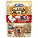 銀のさら おいしいビスケット 歯の健康 中・大型サイズ 720g 犬 おやつ 関東当日便