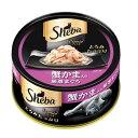 シーバ プレミオ 蟹かま入り厳選まぐろ 75g キャットフード シーバ 6缶入り 関東当日便