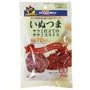 ドギーマン いぬつま サラミ仕立てのササミスライス 70g 犬用 おやつ ササミ 関東当日便