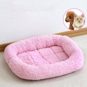 ペットプロマイライフベッドSSピンク犬猫ベッド