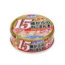 15歳からのねこまんま まぐろ 80g 24缶 キャットフード 関東当日便