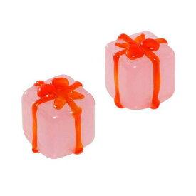 グラスコレクション プレゼント 正方形 1個 クリスマス インテリア ガラス細工 関東当日便