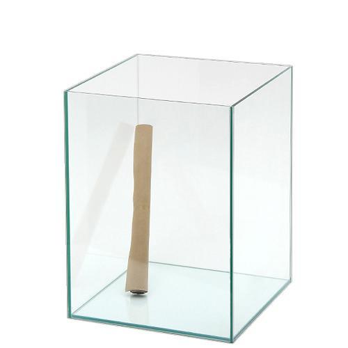 同梱不可・中型便手数料 オールガラス水槽 アクロ45NキューブH(45×45×60cm) フタ無し 45cmハイタイプ水槽 (単体) 才数170【HLS_DU】