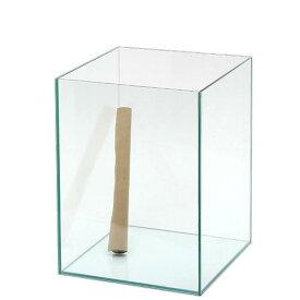 同梱不可・中型便手数料 45cmハイタイプ水槽(単体)アクロ45NキューブH(45×45×60cm)フタ無し オールガラス水槽Aqullo 才数170