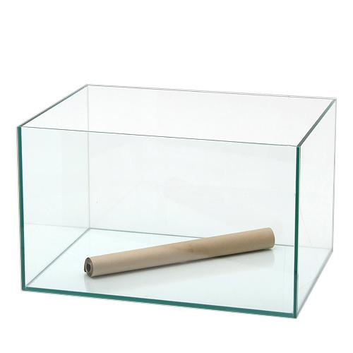 同梱不可・中型便手数料 6045水槽(単体)アクロ60Nワイド(60×45×36cm)フタ無し オールガラス水槽 Aqullo 才数170