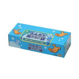 うんちが臭わない袋 BOS ペット用箱型 Sサイズ 200枚入 犬 猫 お散歩 関東当日便