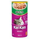 カルカンハンディ缶 1歳から まぐろ 160g×3P 猫フード 成猫用 6個入り【HLS_DU】 関東当日便