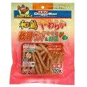 ドギーマン 和鶏やわらか軟骨サンド ササミ&野菜 120g 犬フード おやつ 6袋入り 関東当日便