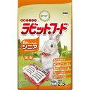 イースター 動物村 ラビットフード シニア 2.5Kg うさぎ フード 関東当日便