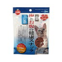 マルカン 歯とお腹の健康スナック マグロ風味 80g 猫 おやつ 関東当日便