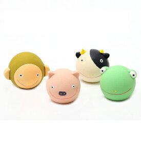 ペティオ アニマルボールセットボックス 1個(色おまかせ) 犬 おもちゃ 6袋入り 関東当日便