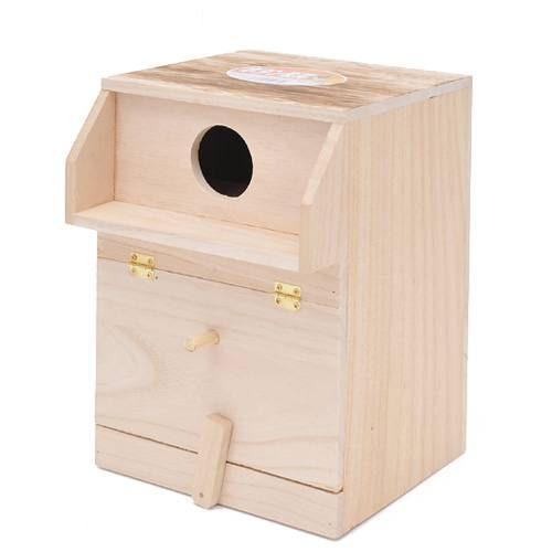 アラタ BIRD HOUSE A−10 ボタン巣箱 鳥 巣箱・巣材 関東当日便