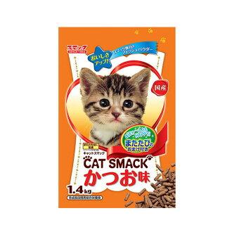 Cat smack bonito taste 1. 4 kg cat food Japan Kanto day flights