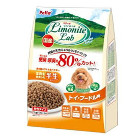 ペティオ リモナイトラボ トイ・プードル用 1kg(100g×10袋) 関東当日便