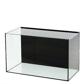 バックプリント BLACK ブラックシリコン アクロ60N(60×30×36cm) 60cm水槽(単体) アクアリウム用品 お一人様1点 関東当日便