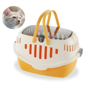 リッチェル ピコキャットキャリー オレンジ 猫 キャリー おでかけ お一人様3点限り 関東当日便