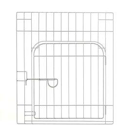 リッチェル カスタムペットサークル 単品60入口付き ホワイト オプションパーツ 関東当日便
