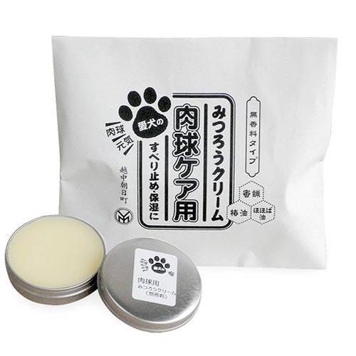 みつろうクリーム 肉球用 10g 犬 猫 肉球 皮膚 ケア用品 関東当日便