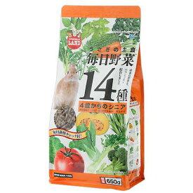 マルカン 毎日野菜14種 シニア 650g 関東当日便