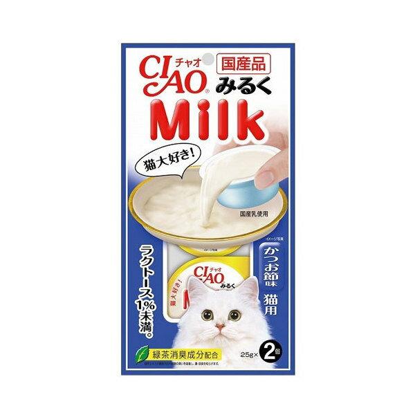 いなば CIAO(チャオ) みるく かつお節味 25g×2個 関東当日便