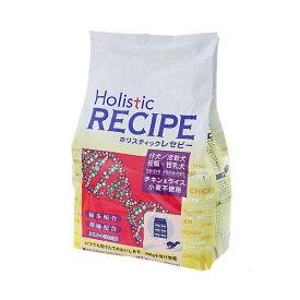 ホリスティックレセピー チキン&ライス パピー 2.4kg(400g×6袋) ドライフード 関東当日便