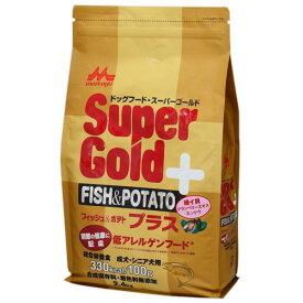 森乳 スーパーゴールド フィッシュ&ポテト プラス 関節の健康に配慮 2.4kg ドッグフード 関東当日便