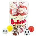 プラッツ Go Fetch ミニスポーツボール 1個 犬 おもちゃ 種類おまかせ 関東当日便