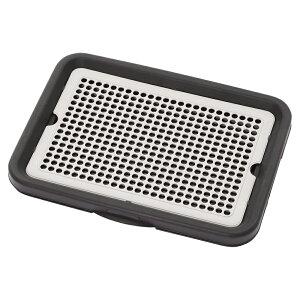 アドメイトわんトレーブラックレギュラー犬トイレ【HLS_DU】関東当日便
