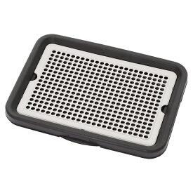 アドメイト わんトレー ブラック レギュラー 犬 トイレ 関東当日便
