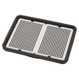 アドメイト わんトレー ブラック ワイド 犬 トイレ 関東当日便
