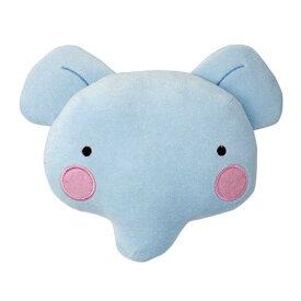 アドメイト アニマルあごまくら ゾウ 犬 おもちゃ クッション 関東当日便