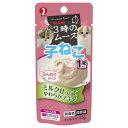 キャネット 3時のムース 子ねこ用 ミルク仕立て 25g 72袋入 関東当日便