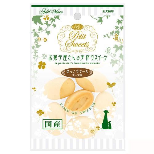 アドメイト プチスイーツ ほっこりケーキ チーズ味 8個入 国産 6袋入り 関東当日便