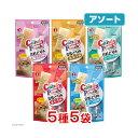 アソート ペットライン キャンディーパウチ 48g 5種5袋【HLS_DU】 関東当日便